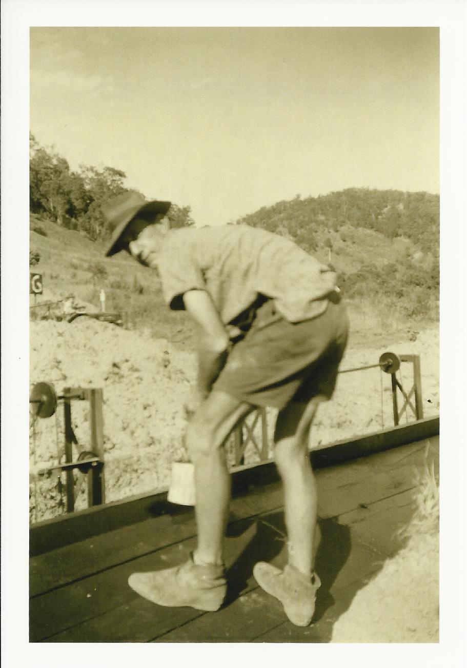 George Davison Jnr. Butts 1968 ish