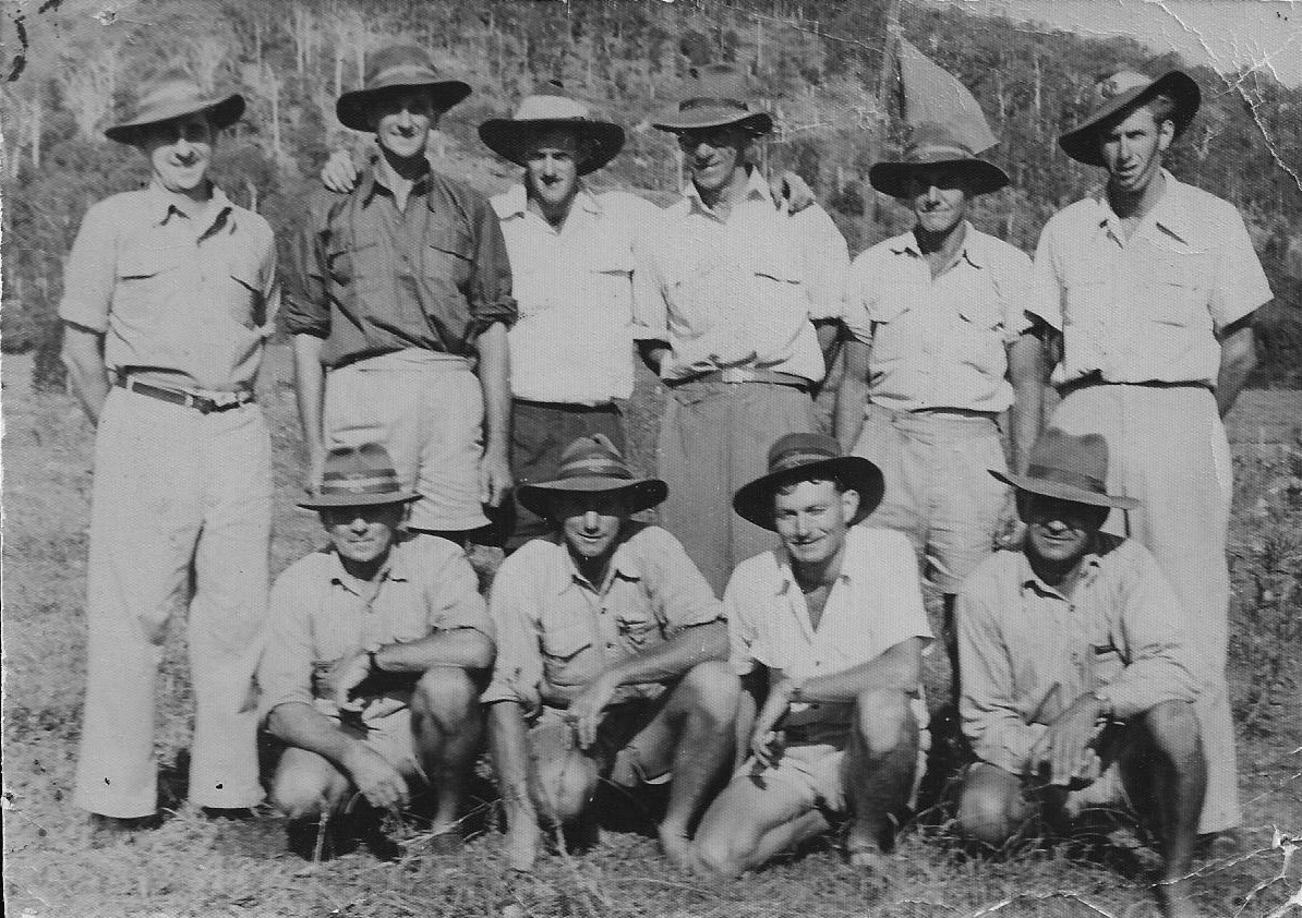 North Arm & Toolburra R.C. 1956