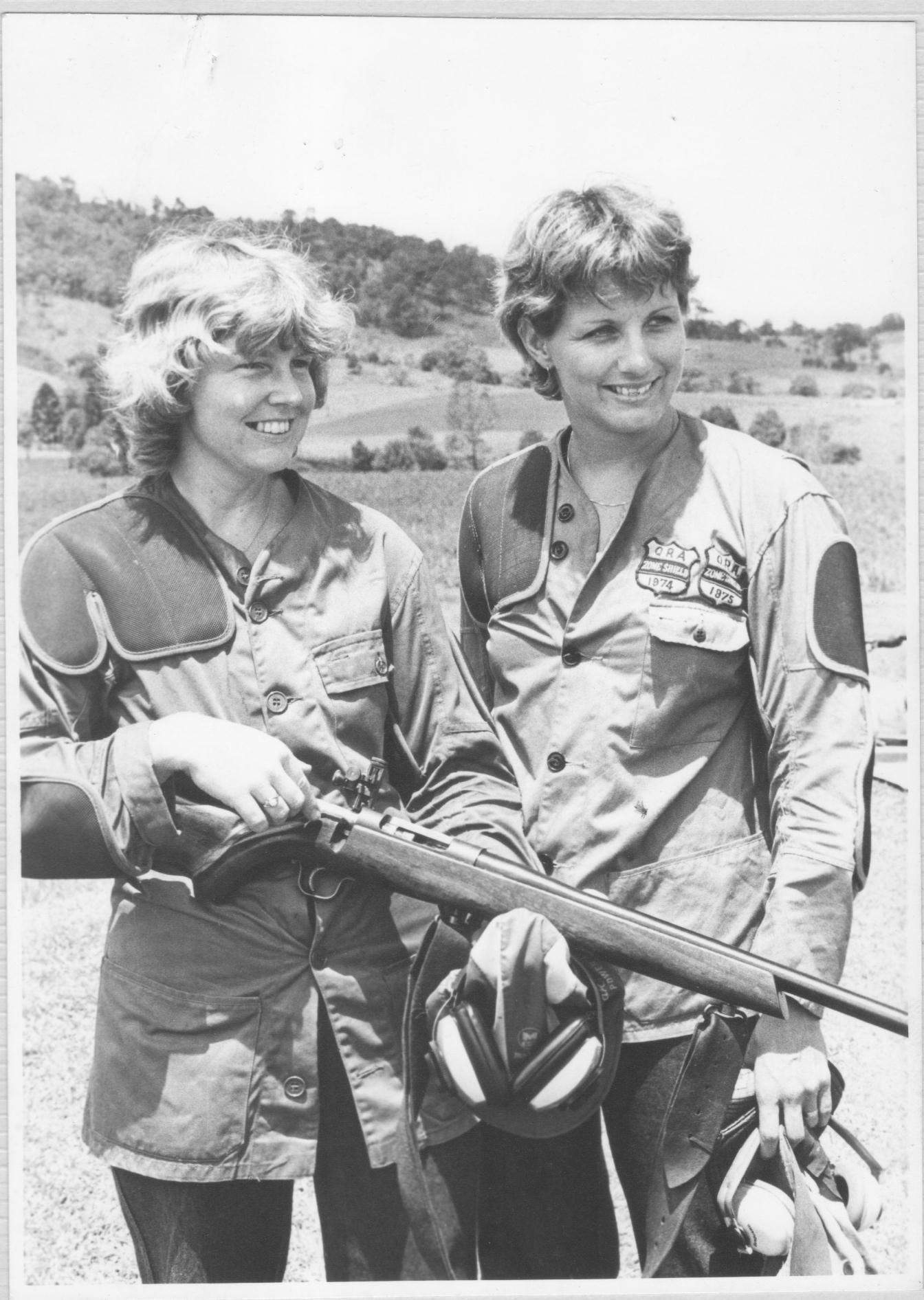 Qld Ladies team 1972 003